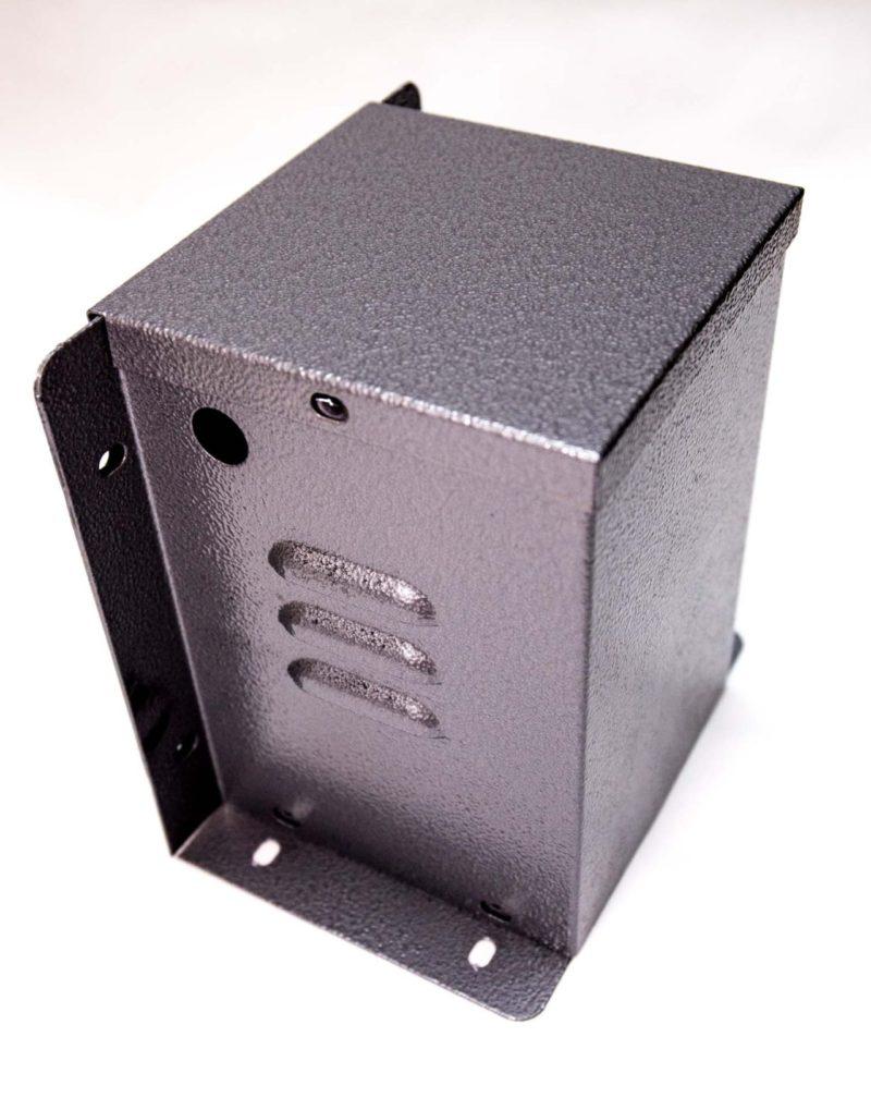 AP range transformer enclosure