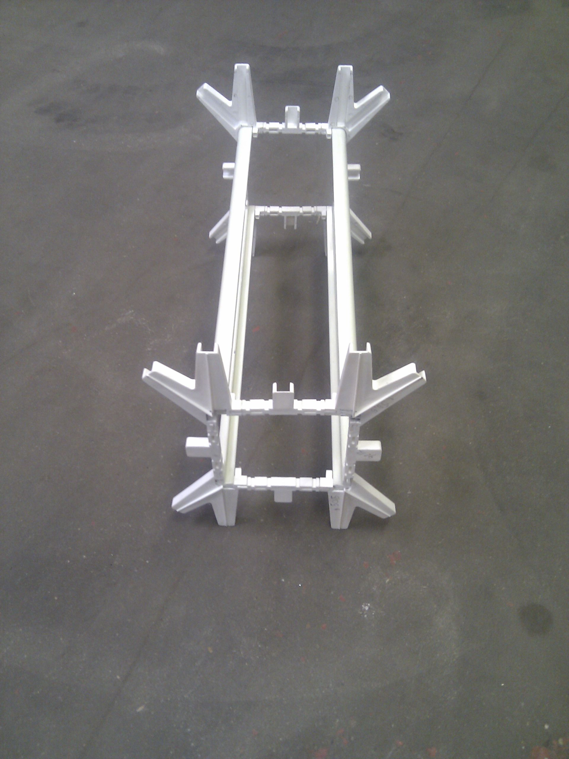Flexiformer Coil Support